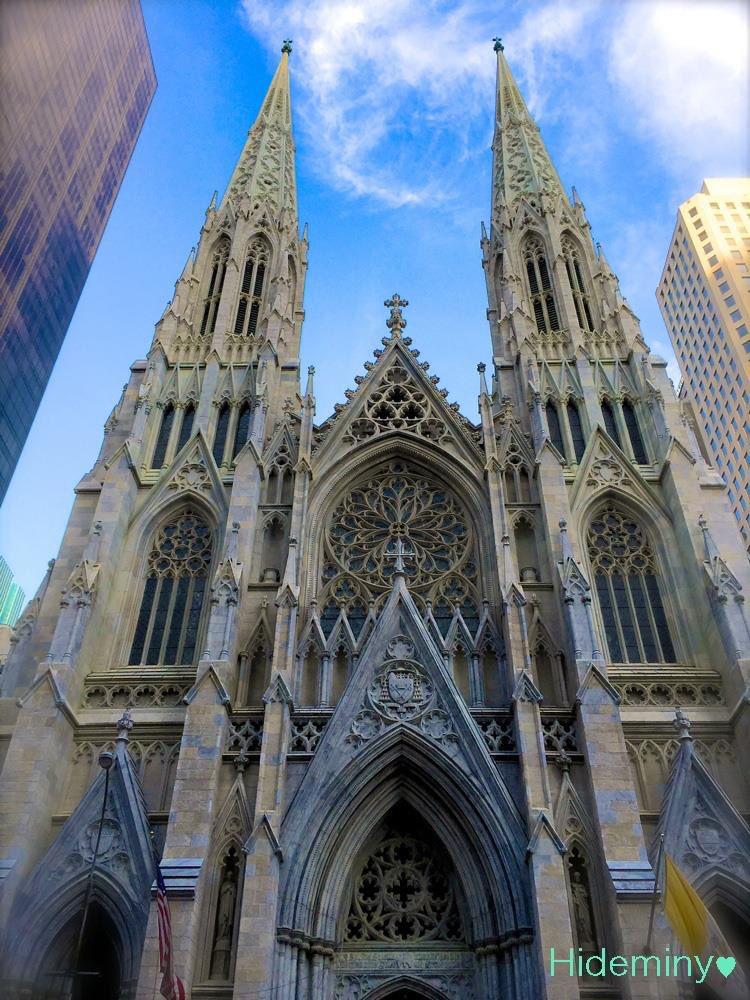 セント パトリック 教会