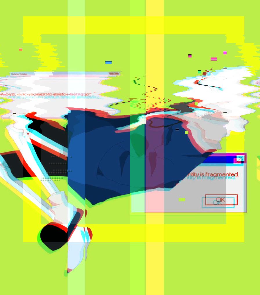 🤖✴ glitch sans fanmade selfhatredwarning fanart undertale Origin img by @its_trashbag