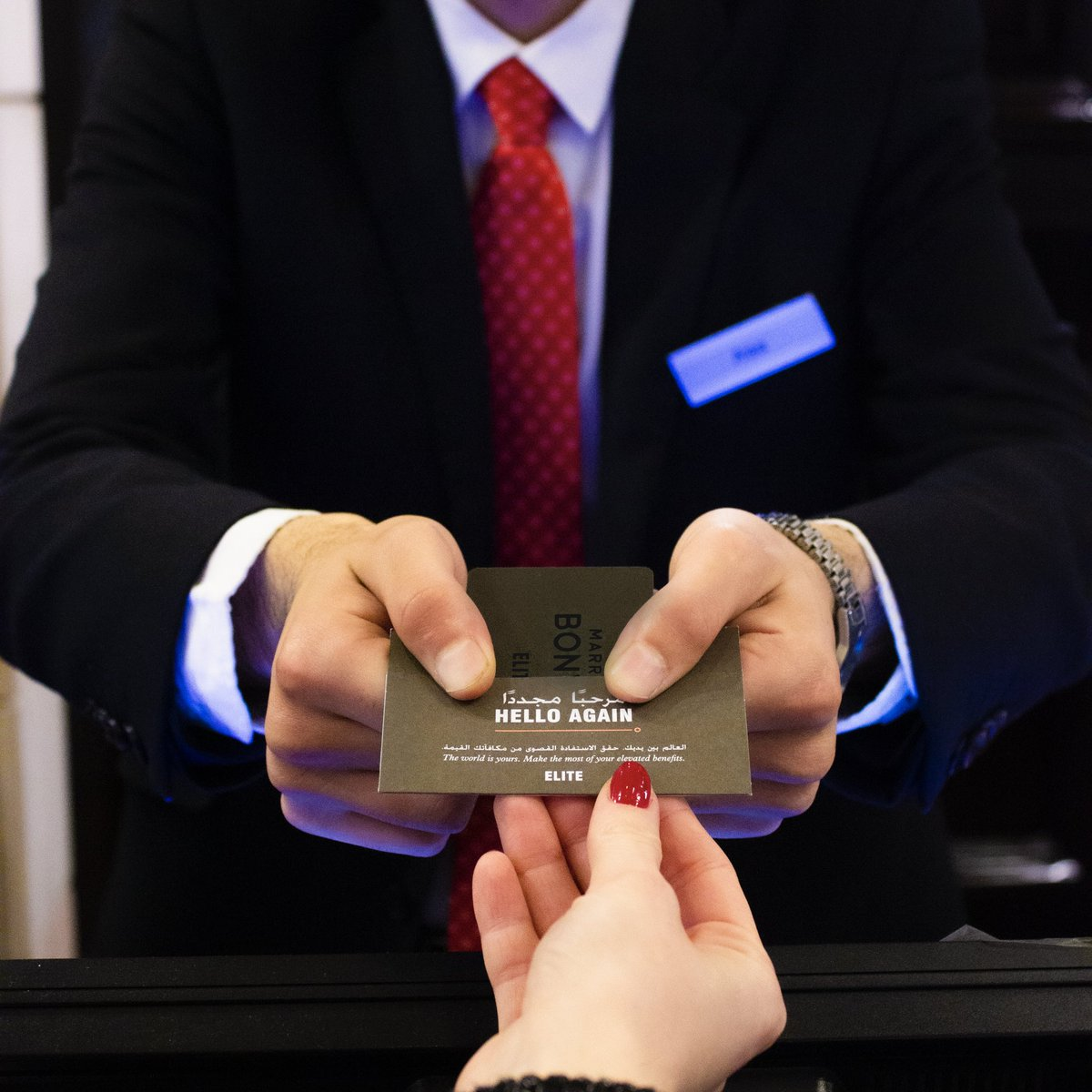 Checking in? Our Front Office team are ready to welcome you and assist with whatever you need! https://t.co/SnovT6zXi7