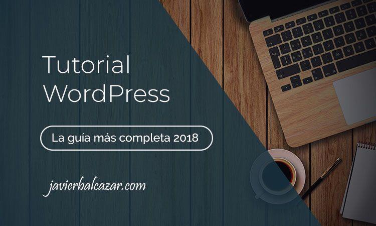 ▷ Tutorial WordPress : Guía para Aprender a Crear tu Propia Web https://t.co/sv2FKAARHs vía @JaviBalcazar https://t.co/VGJz9V48DK