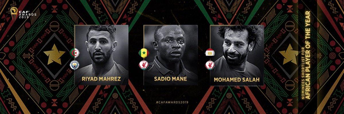 Joueur africain de l'année de la CAF