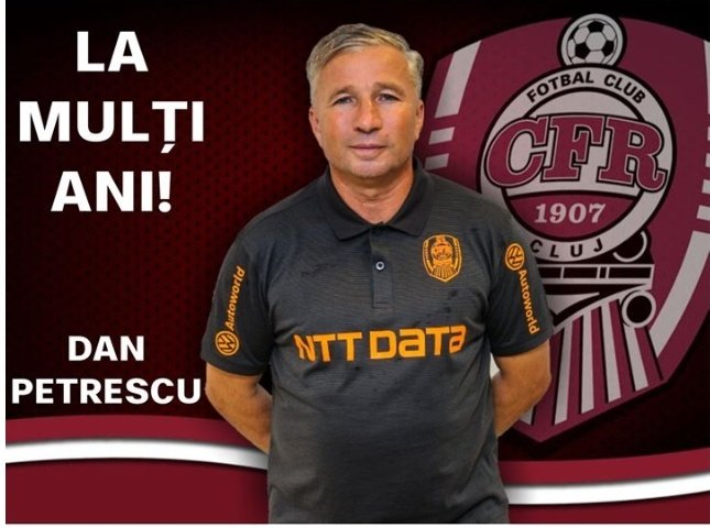 Happy Birthday, Dan Petrescu!
