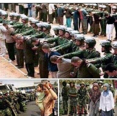 نتيجة بحث الصور عن صور تعذيب المسلمين
