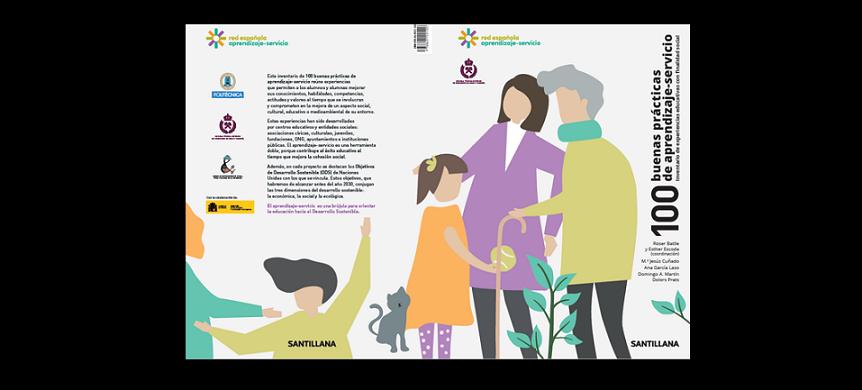 100 buenas prácticas de aprendizaje-servicio para inspirarse y confirmar que, como decía @EduardoGaleano , cambiar un porquito la realidad es la única manera de probar que la realidad es transformable. @REDestatalAPS https://t.co/iYBidQQqPw https://t.co/XxiibIKjkw