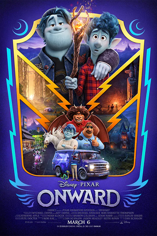 Onward Trailer Takes You On A Magical Quest