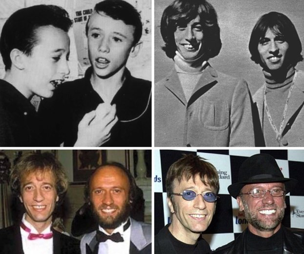 Happy Birthday Maurice Gibb & Robin Gibb Forever