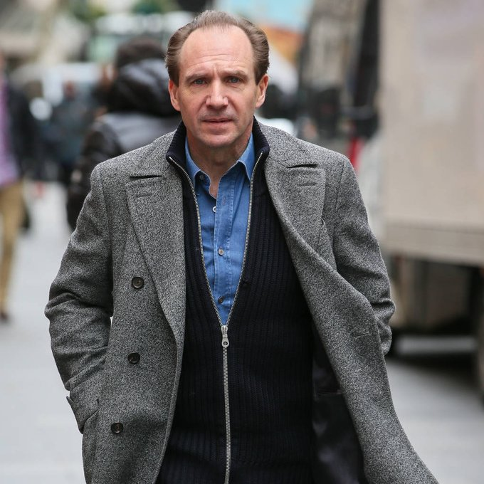 Happy Birthday to actor, director and producer Ralph Fiennes born on December 22, 1962