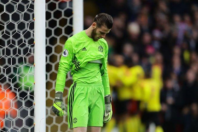Video: Watford vs Manchester United Highlights