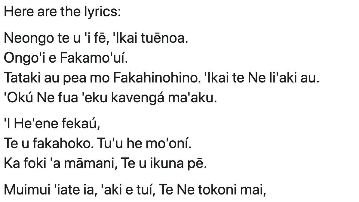 Lyrics pictured below and also found on Facebook: https://t.co/jjUrTlAtiO https://t.co/jFPY4HRqi0