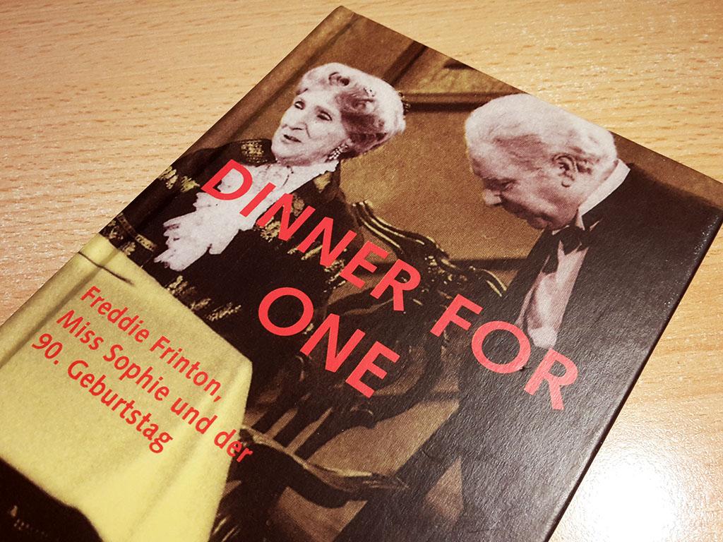 #DinnerForOne