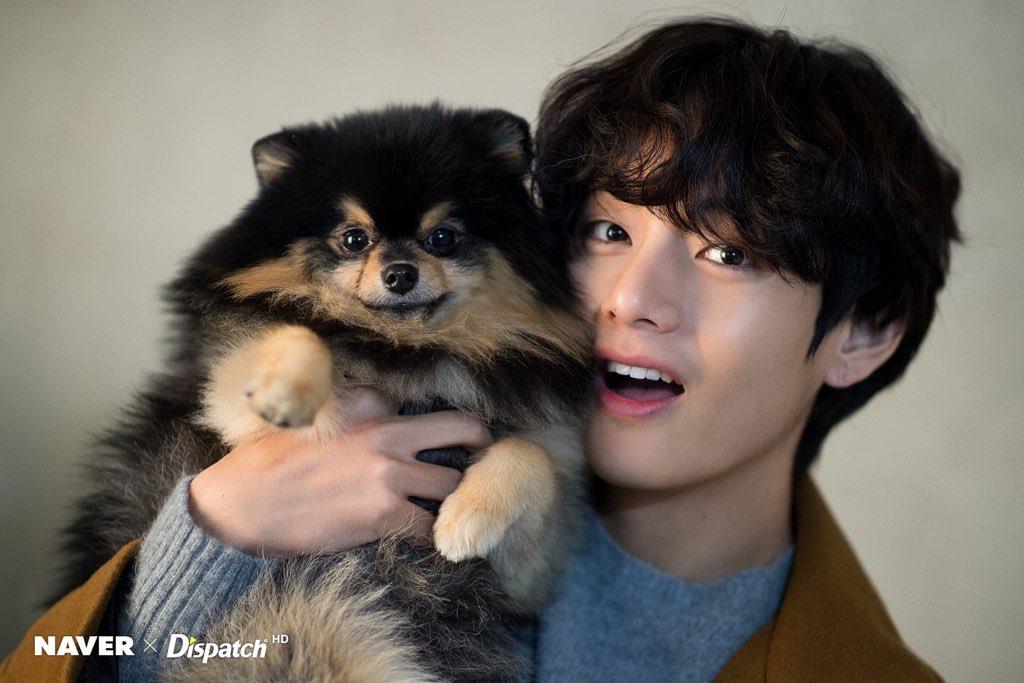 #TaehyungOurHealer