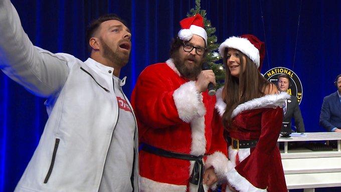 NWA Powerrr tem dia de transmissão alterado devido ao Natal