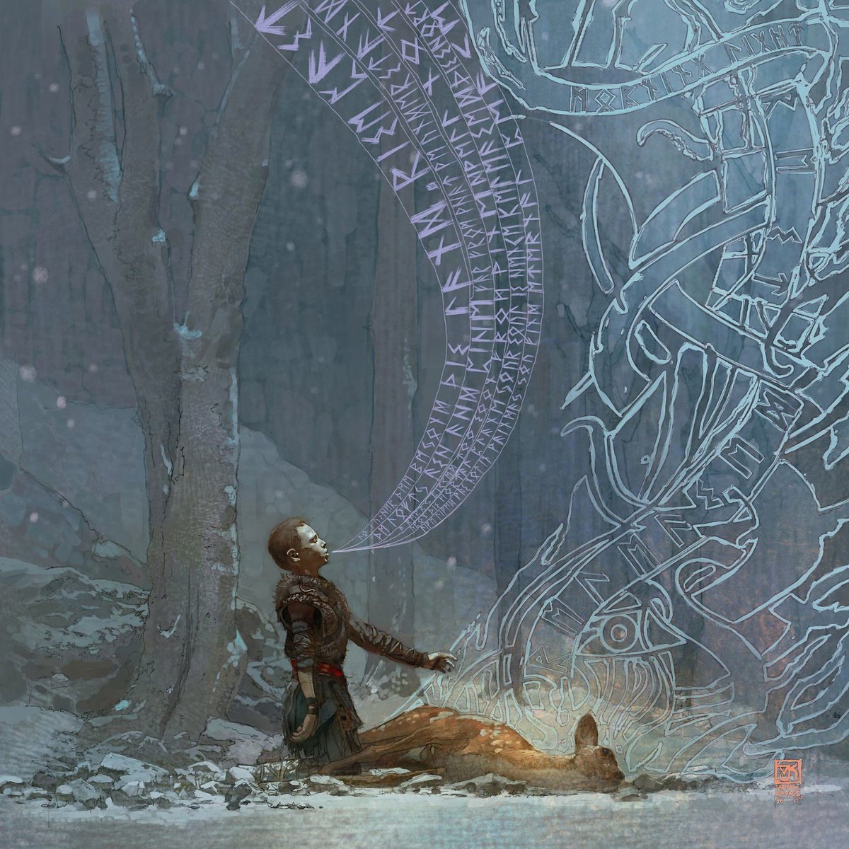 Playstation On Twitter Concept Artists From