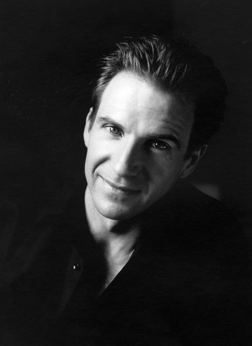 Happy Birthday to Ralph Fiennes who turns 57 today.
