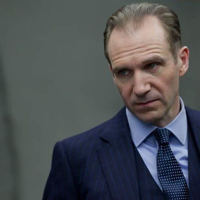 Happy Birthday to Ralph Fiennes who turns 57 today!