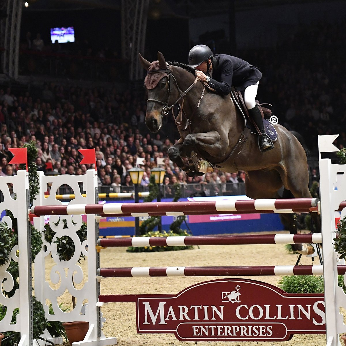 The London International Horse Show Olympiahorse Twitter