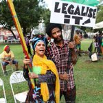 Image for the Tweet beginning: #Weed now Legal in Trinidad