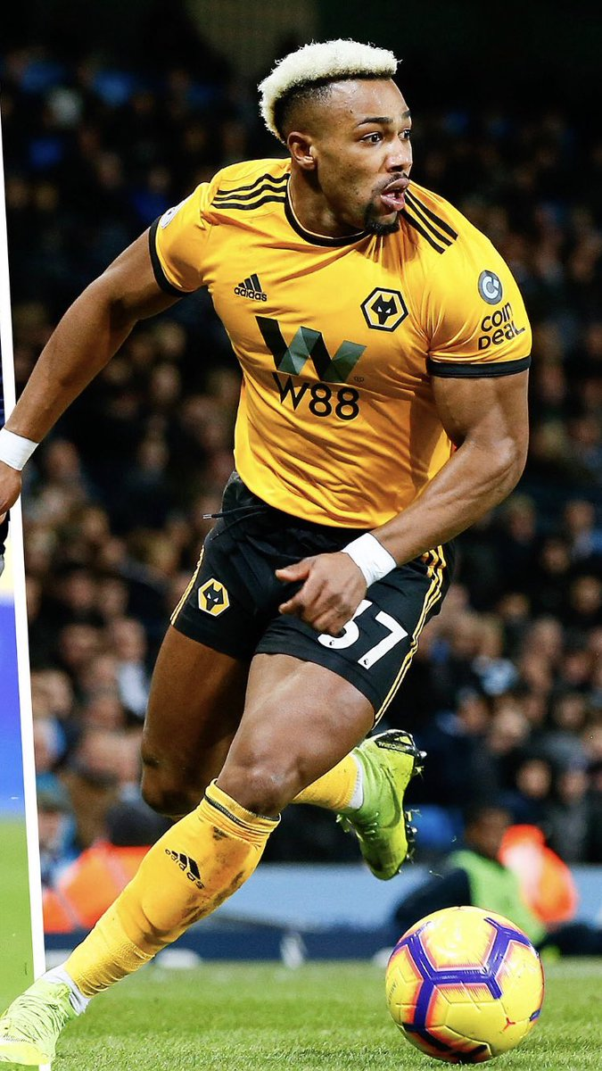 Fi Unicorn On Twitter Adama Traore Needs 99 Physicality On Fifa20 He Has The Physique Of A 100m Sprinter Rugby Player And World Heavyweight Champion In One Go Https T Co Xt4ugcex7e