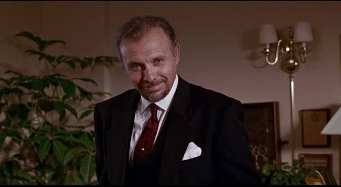 Happy birthday Hector Elizondo, the epitome of gentleness in Pretty woman.