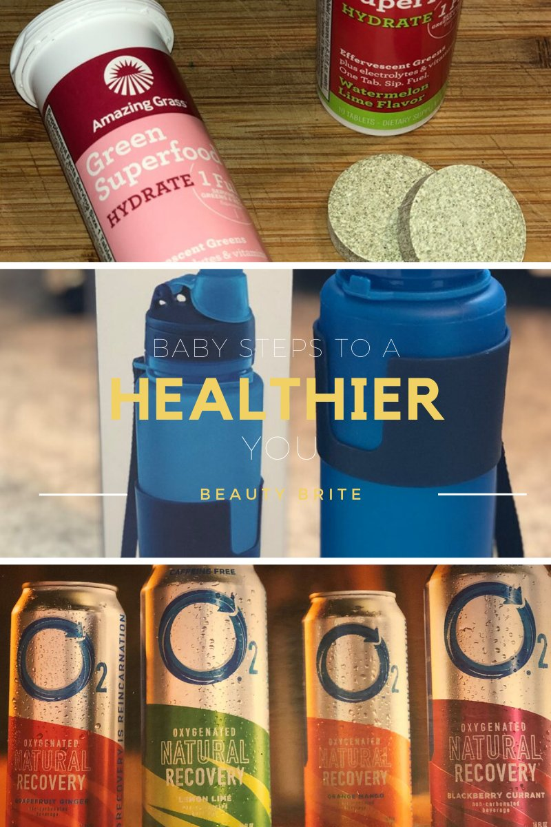 Baby Steps to a Healthier You. This #ad is brought to you by @amazinggrass, @O2NaturalRecovery and @nomander. https://t.co/wLe0C5SjkI https://t.co/dF5jmWXVT1