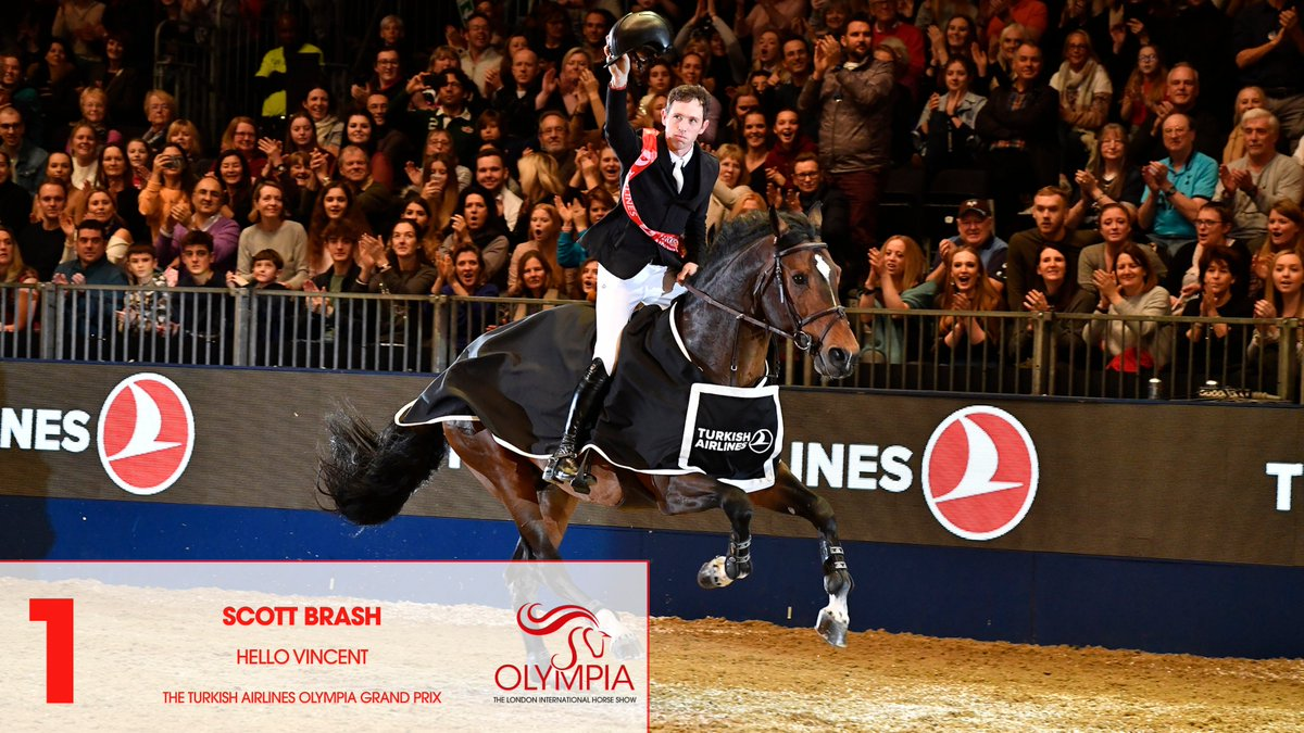 1 Man 1 Horse Video Link olympia horse show (@olympiahorse) | twitter