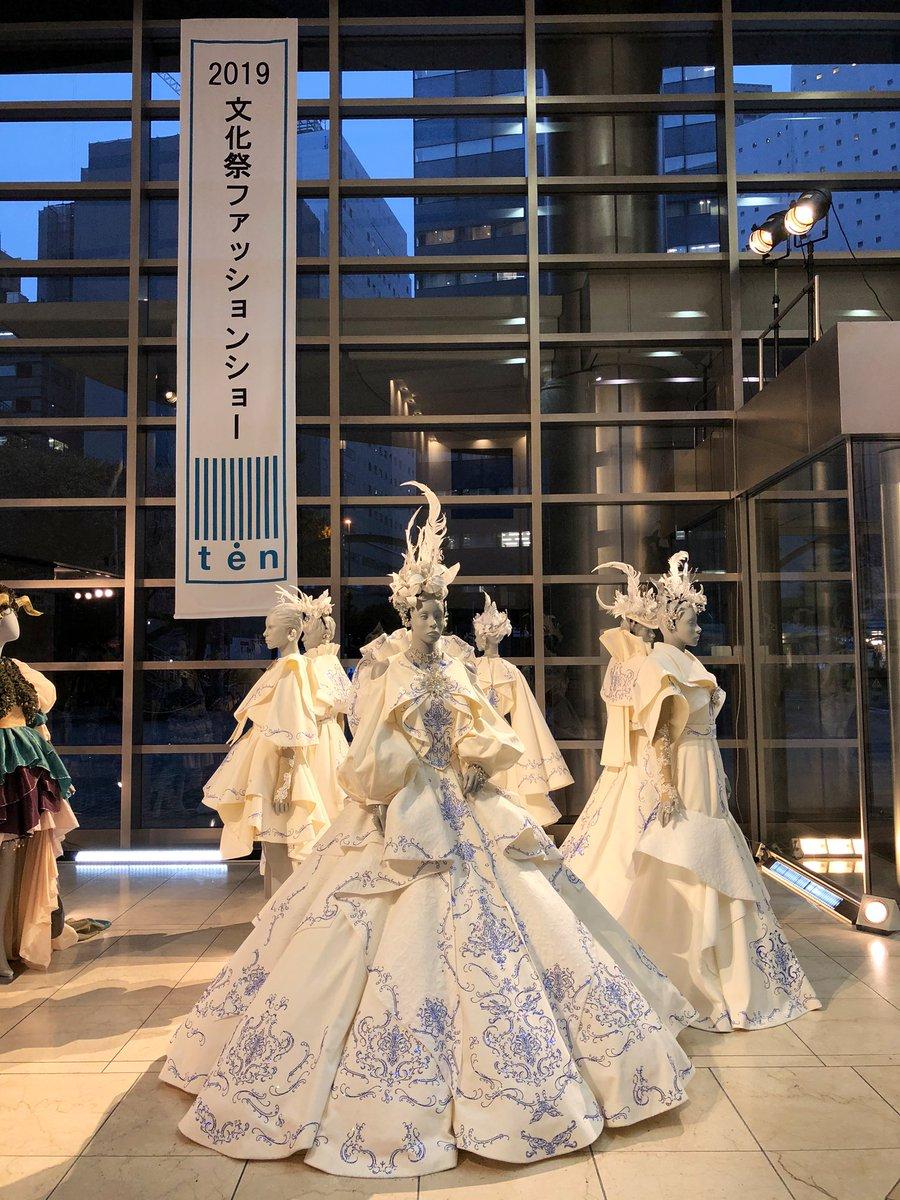 Oona Mcgee On Twitter Gorgeous Costumes By Fashion Students At Tokyo S Bunka Gakuen University Japan Fashion Tokyo