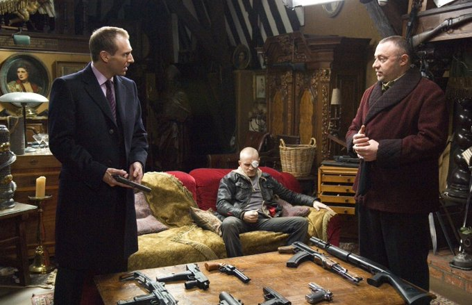 Happy Birthday to Ralph Fiennes, who kills it IN BRUGES. Literally.