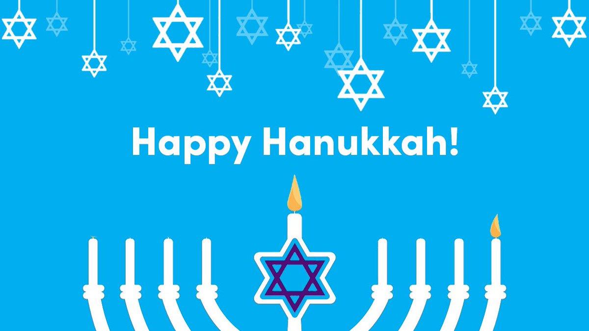 #HappyHanukkah Colorado! Wishing you and yours peace, joy, and light.