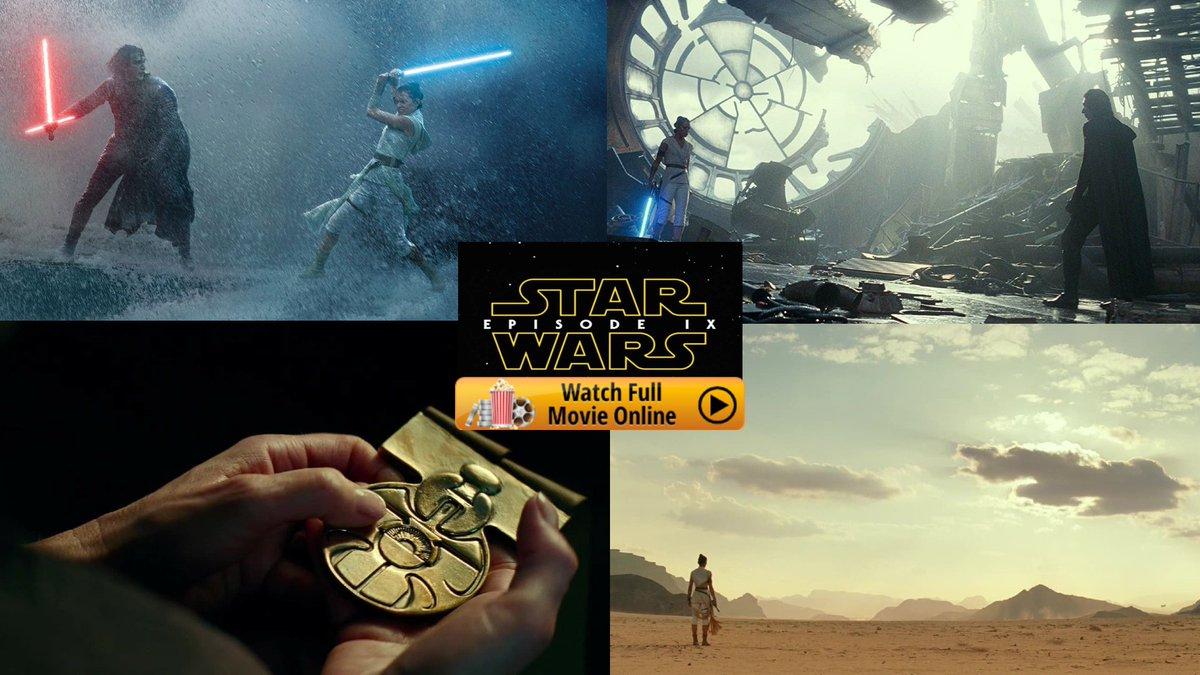 Watch Star Wars The Rise Of Skywalker Full Movie Watchstarwars19 Twitter