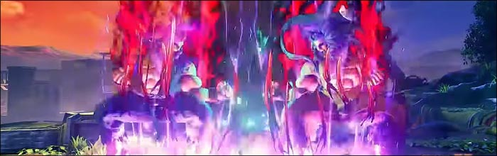 Event Hubs On Twitter Desk S Latest Street Fighter 5 Combo Video