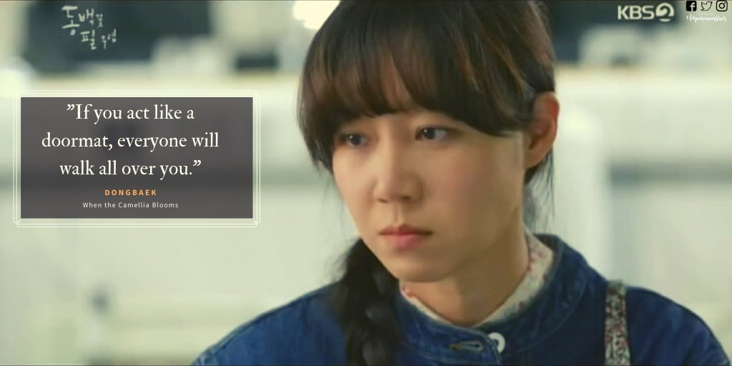 "Ahjummamshies on Twitter: ""K-Drama Quote of the Day: #WhenTheCamelliaBlooms  #GongHyoJin #KangHaneul… """