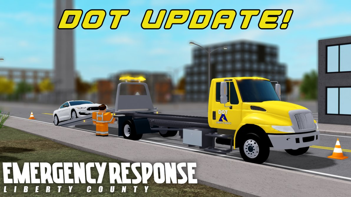 Police Roleplay Community On Twitter Emergency Response Liberty County Dot Update Check It Out Https T Co O3fl8pzocq ℹ Full Details Https T Co Lpzqjc5lyi Https T Co P0hrvsvxea