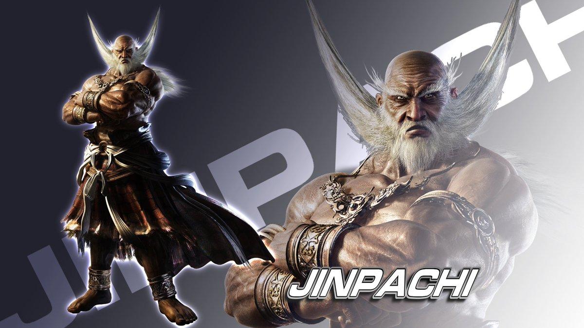 Fahad Lami 18 On Twitter Jinpachi Mishima Tekken 7