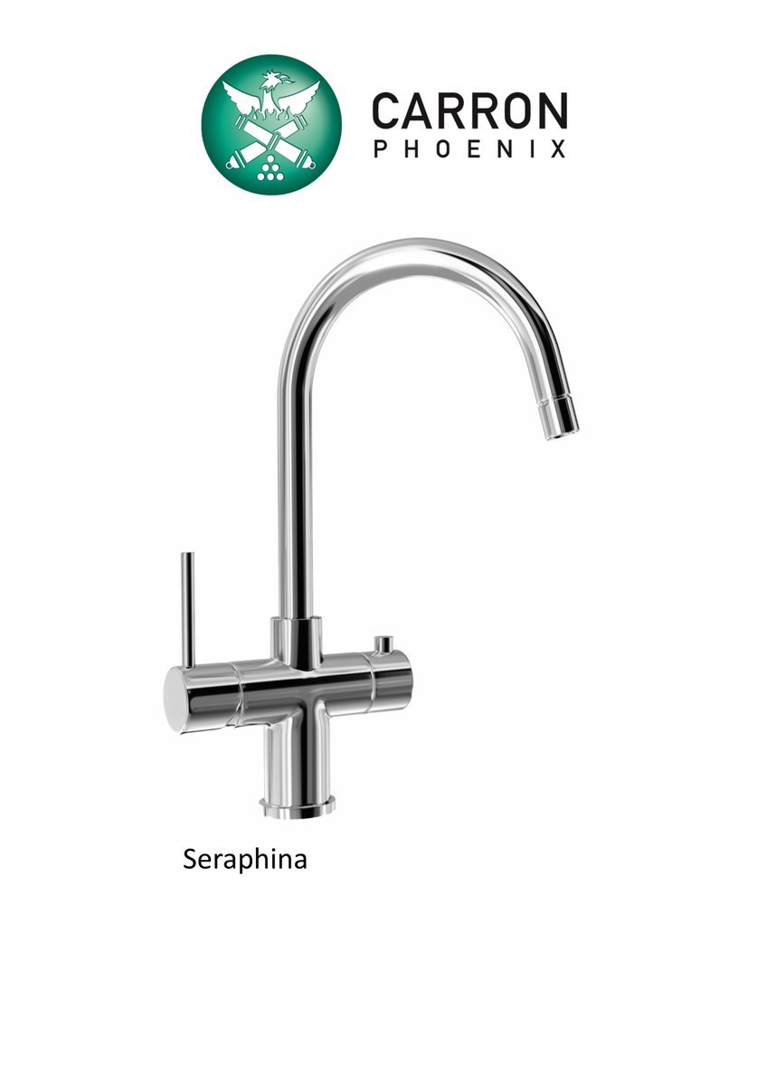 #MondayMotivation Save valuable time on preparing the Christmas dinner, or any other meal times, by getting your veg steaming more quickly with the Seraphina instant boiling water tap. ow.ly/nyVV50xzohk