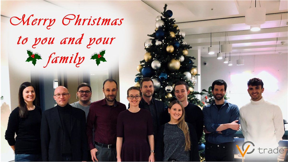 The whole @vc_trade_ team wishes you and your families a Merry Christmas!#Fintech #Finance #DigitalTransformation #Schuldschein #loanmarket #privatedebt #privateplacementpic.twitter.com/d7rYpQeTEm
