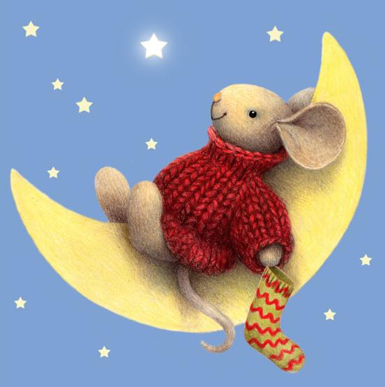 Old Bear Advent Calendar No. 23 #HappyChristmas #AdventCalendar2019 #moon #OldBearAdventCalendar<br>http://pic.twitter.com/g6t146iMwk