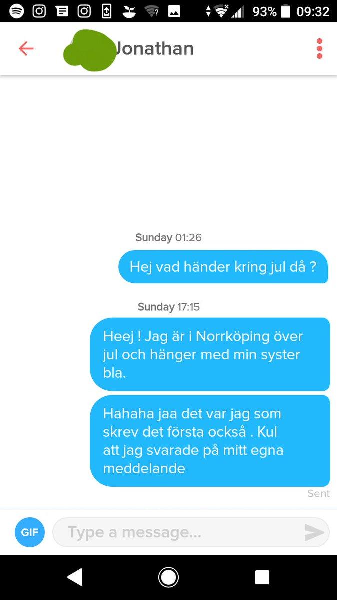 tinder - Norrkpings Tidningar