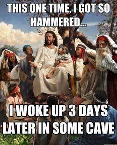 Well, it is the Xmas holidays.....  #atheist #atheism #science #goodwithoutgod #religion #logic #nogod #godless #atheisthumor #funny #memes #funnymemes #lol #meme #lmao #dankmemes