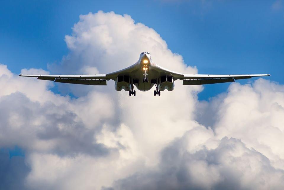 самолеты дальней авиации россии фото произошло