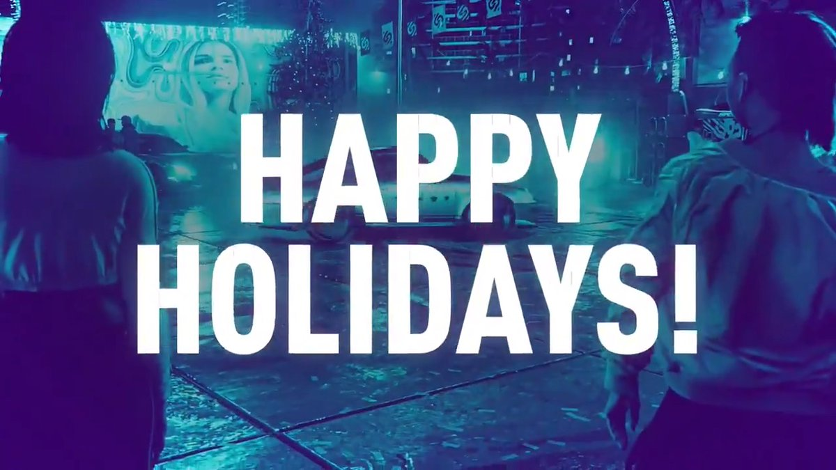 Happy holidays from the Need for Speed team 🎄