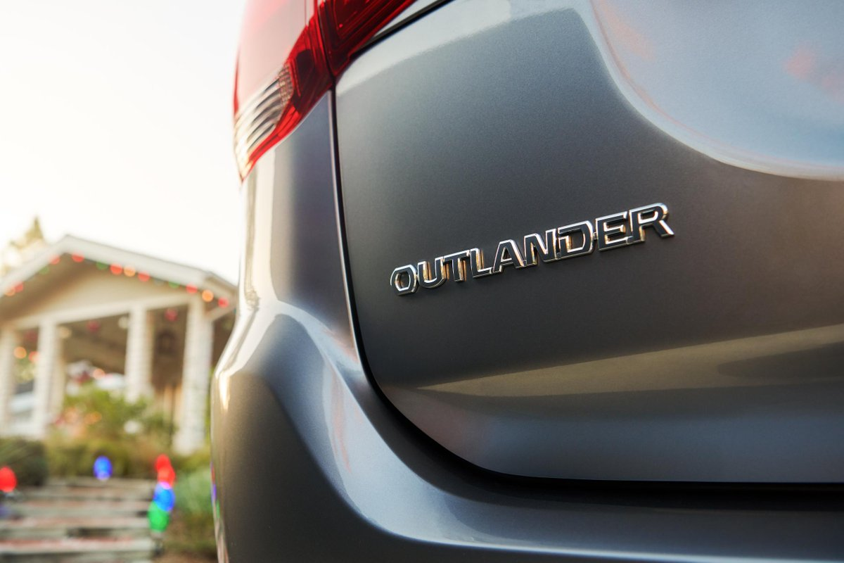 We conquered adventure, now it's time to conquer the holidays. #MitsubishiOutlander