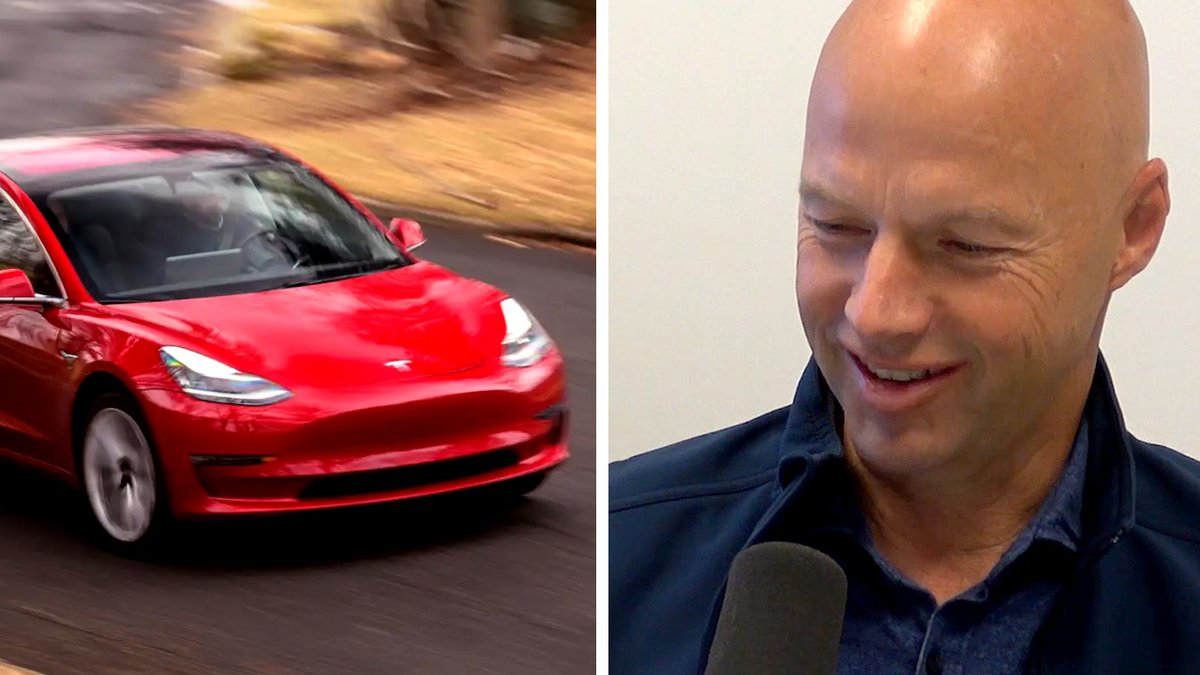 .@SebastianThrun talking about his experience using Tesla Autopilot every day & @elonmusks thoughts on Lidar. Sebastian led the Google Self-Driving Car program and is one of the central figures in the autonomous vehicle revolution. Full conversation: youtube.com/watch?v=ZPPAOa…