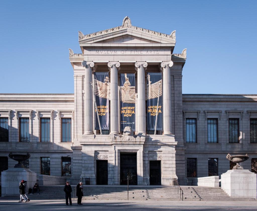 boston museum of fine arts free admission days