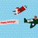Image for the Tweet beginning: RFA XMAS Spectacular!! Dec 23
