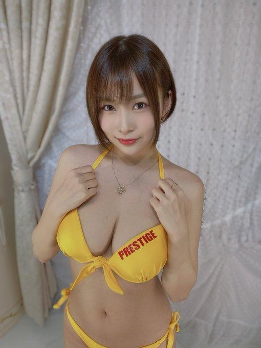AV女優河合あすなのTwitter自撮りエロ画像26