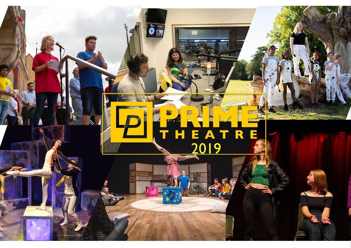 Prime Theatre 2019 - Bring on 2020!