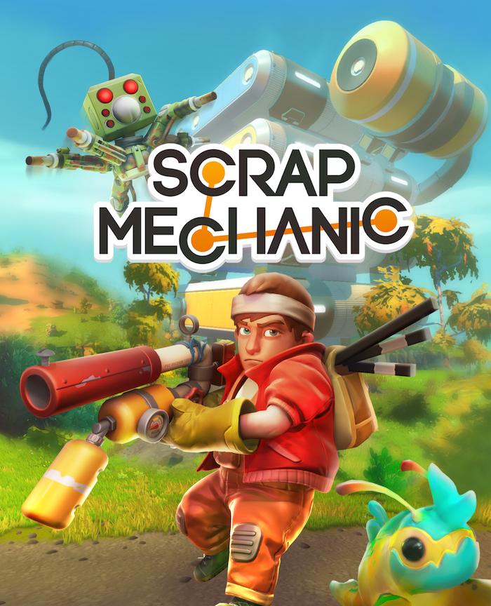 Scrap mechanic logo png creator