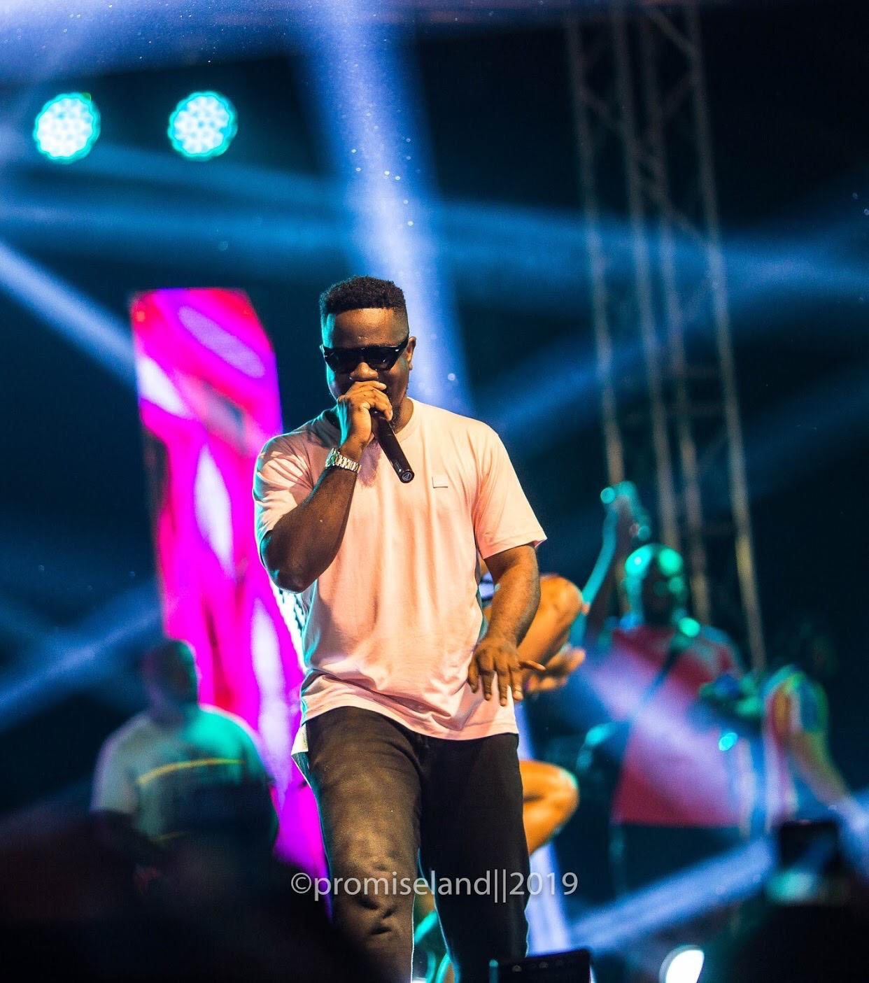 I Won't Let It Slide - Sarkodie On Black Love Getting Leaked
