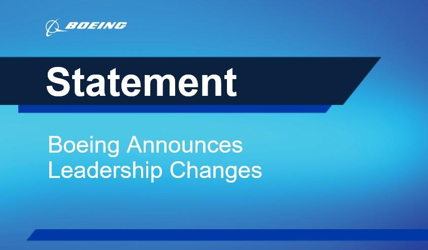 Board of Directors names current Chairman, David L. Calhoun, as Chief Executive Officer and President, effective January 13, 2020.  RELEASE: https://t.co/ok5BnJcBWT https://t.co/EaHncqgvK9