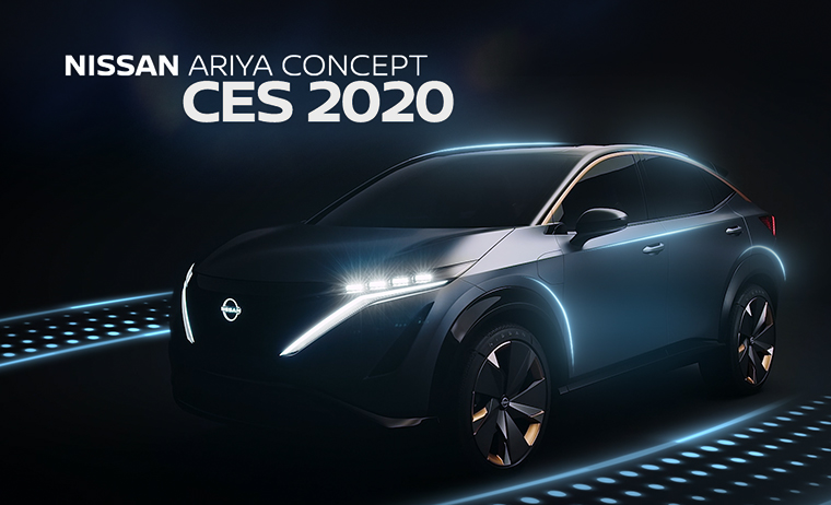 Nissan's vision for the future of mobility will come to life at CES 2020 through a series of immersive and spirited exhibits – ranging from the zero-emission Nissan Ariya Concept to an electric ice cream van & a golf ball that always finds the cup. Visit: https://t.co/IlAKPHZVdF https://t.co/B7T666M0iL